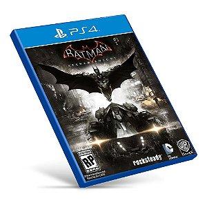Batman: Arkham Knight - PS4 - Mídia Digital