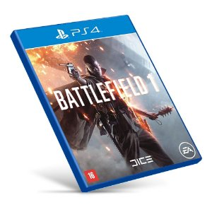 Battlefield 1 - PS4 - Mídia Digital