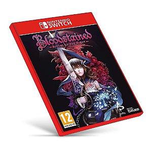 Bloodstained Ritual of the Night - Nintendo Switch - Mídia Digital