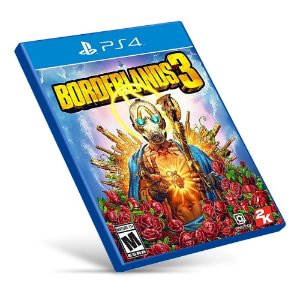 Borderlands 3 - PS4 - Mídia Digital