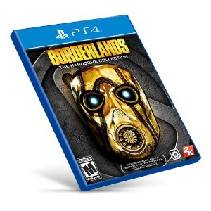 Borderlands: The Handsome Collection - PS4 - Mídia Digital