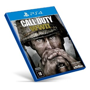 Call of Duty: WWII - Ps4 - Mídia Digital
