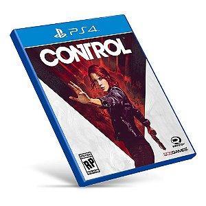 Control - PS4 - Mídia Digital