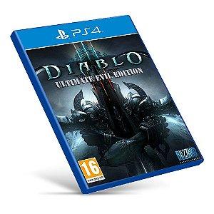 Diablo 3: Reaper of Souls - PS4 - Mídia Digital