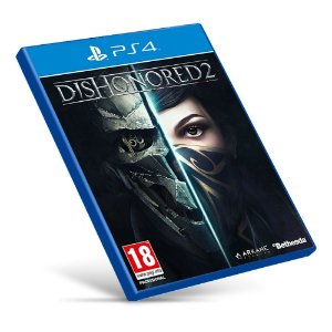 Dishonored 2 - PS4 - Mídia Digital
