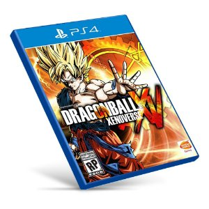 Dragon Ball Xenoverse - PS4 - Mídia Digital