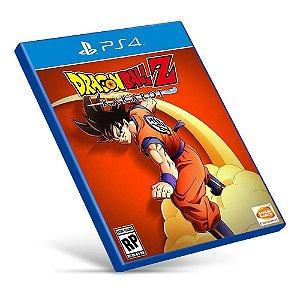 Dragon Ball Z: Kakarot - PS4 - Mídia Digital
