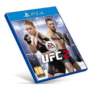 EA Sports UFC 2 - PS4 - Mídia Digital