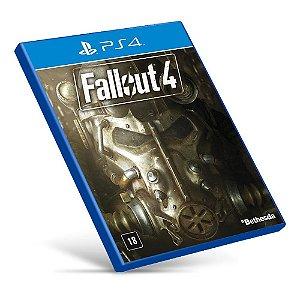 Fallout 4 - PS4 - Mídia Digital