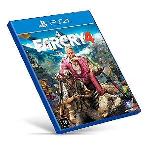 Far Cry 4 - PS4 - Mídia Digital