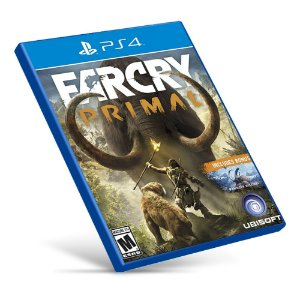 Far Cry Primal - PS4 - Mídia Digital