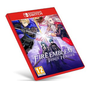 Fire Emblem Three Houses - Nintendo Switch - Mídia Digital