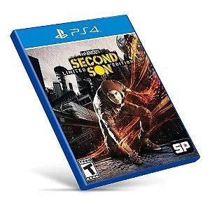 inFamous: Second Son - PS4 - Mídia Digital