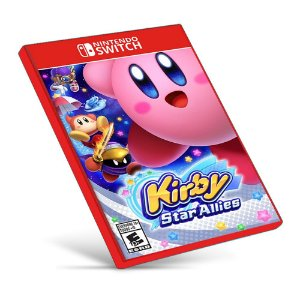 Kirby Star Allies - Nintendo Switch - Mídia Digital