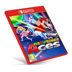 Mario Tennis Aces - Nintendo Switch - Mídia Digital