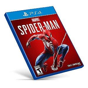 Marvels Spider Man - PS4 - Mídia Digital