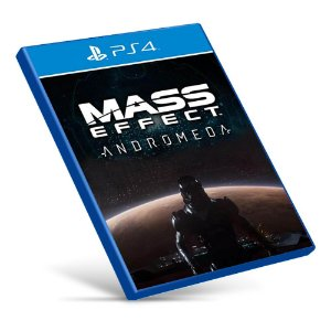Mass Effect: Andromeda - PS4 - Mídia Digital