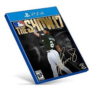 MLB: The Show 17 - PS4 - Mídia Digital