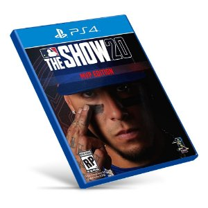 MLB: The Show 20 - PS4 - Mídia Digital