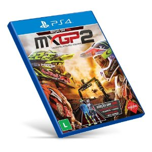 MXGP 2: The Official Motocross Videogame - PS4 - Mídia Digital