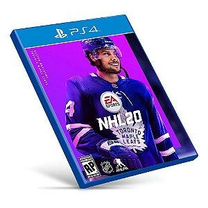 NHL 20 - Ps4 - Mídia Digital