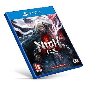 Nioh - PS4 - Mídia Digital