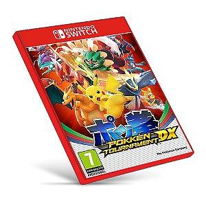 Pokkén Tournament DX - Nintendo Switch - Mídia Digital