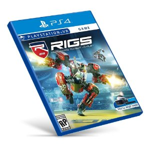 Rigs: Mechanized Combat League - PS4 - Mídia Digital