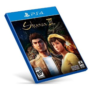 Shenmue 3 - Ps4 - Mídia Digital