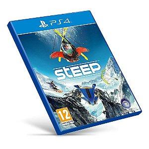 Steep - PS4 - Mídia Digital