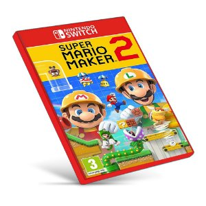 Super Mario Maker 2 - Nintendo Switch - Mídia Digital