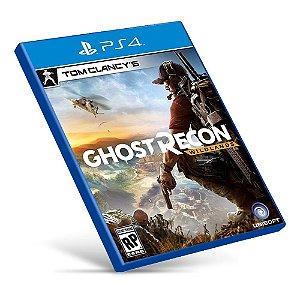 Tom Clancys Ghost Recon Wildlands - PS4 - Mídia Digital