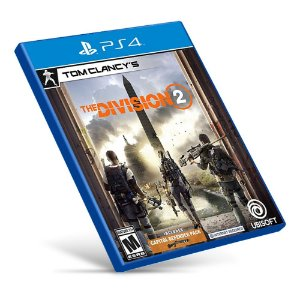 Tom Clancy's The Division 2 - PS4 - Mídia Digital