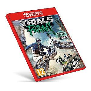 Trials Rising - Nintendo Switch - Mídia Digital