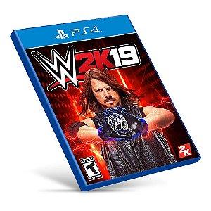 WWE 2k19 - Ps4 - Mídia Digital