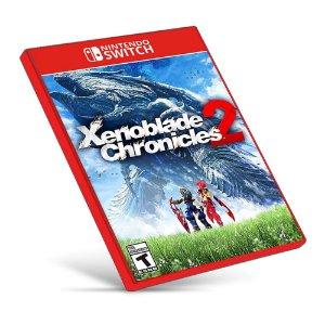 Xenoblade Chronicles 2 - Nintendo Switch - Mídia Digital