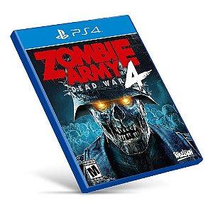 Zombie Army 4: Dead War - PS4 - Mídia Digital