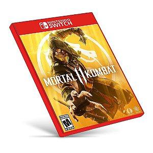 Mortal Kombat 11 - Nintendo Switch - Mídia Digital