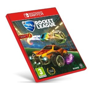 Rocket League - Nintendo Switch - Mídia Digital