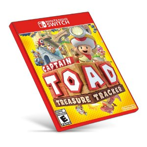 Captain Toad: Treasure Tracker - Nintendo Switch - Mídia Digital