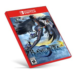 Bayonetta 2 - Nintendo Switch - Mídia Digital