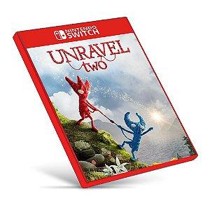Unravel Two - Nintendo Switch - Mídia Digital