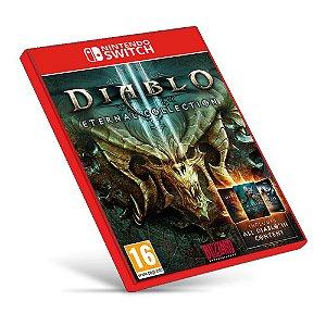 Diablo III: Eternal Collection - Nintendo Switch - Mídia Digital