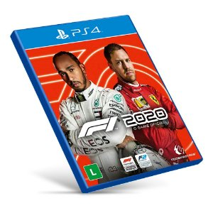 F1 2020 - PS4 - Mídia Digital