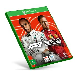 F1 2020 - Xbox One - Mídia Digital