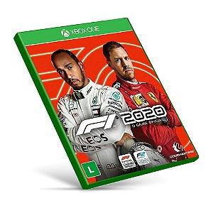 F1 2020 - Xbox One - Mídia Digital