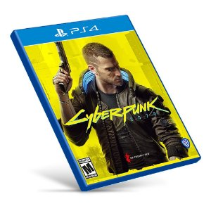 Cyberpunk 2077 - PS4 - Mídia Digital