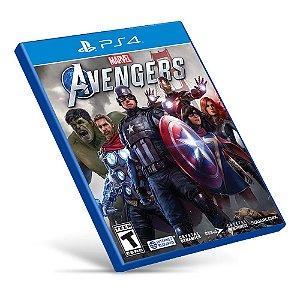 Marvel's Avengers - PS4 - Mídia Digital