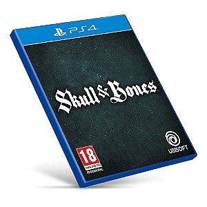 Skull & Bones - PS4 - Mídia Digital