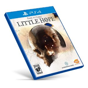 The Dark Pictures: Little Hope - PS4 - Mídia Digital